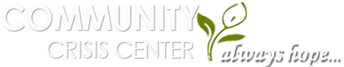 Community Crisis Center Logo