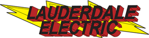 Lauderdale Electric Logo